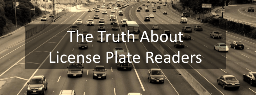 Truth about License Plate Recognition