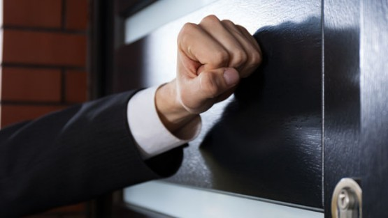 Door Knockers Plus Vehicle Location Data Cures Loans