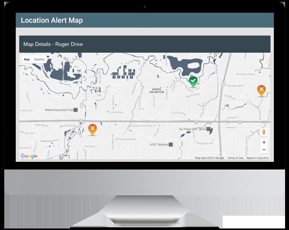 Location-Alerts-Map